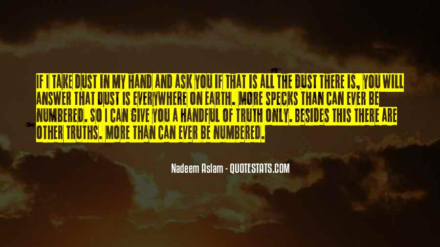 Quotes About Handful #229838