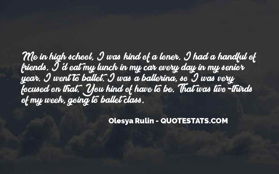Quotes About Handful #293321