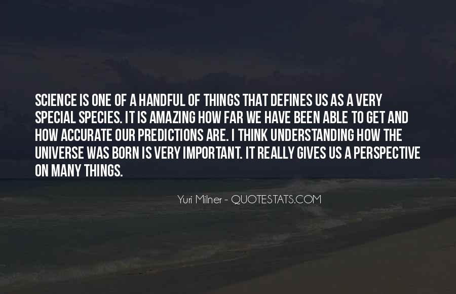 Quotes About Handful #317245