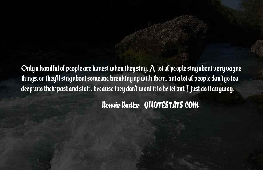 Quotes About Handful #335137