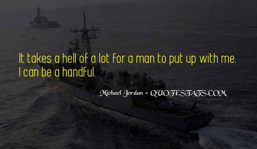 Quotes About Handful #48644