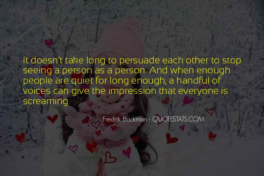 Quotes About Handful #87348