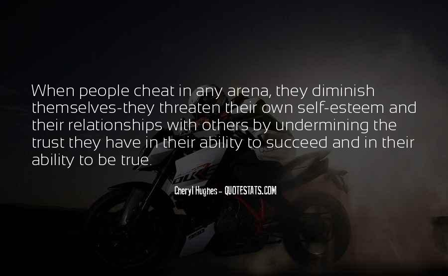 Quotes About Trust And Lying #1840343