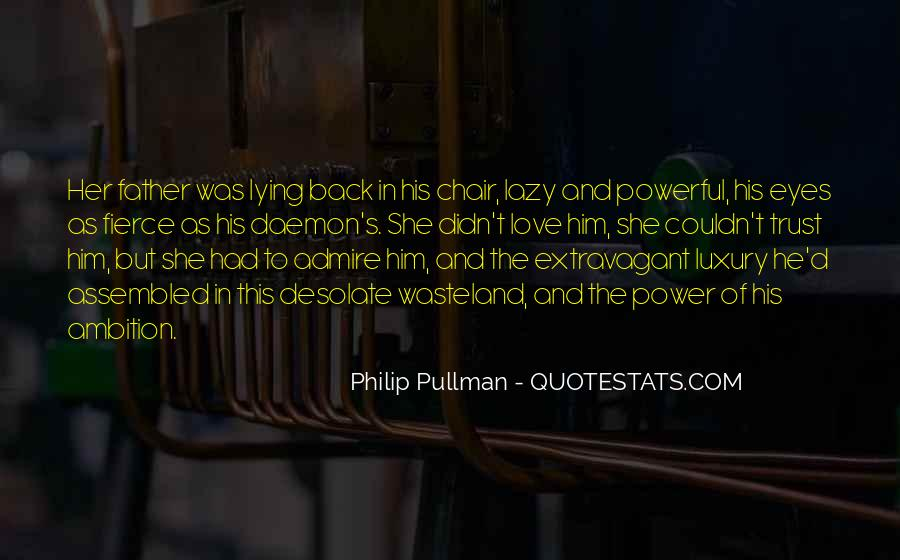 Quotes About Trust And Lying #1855082