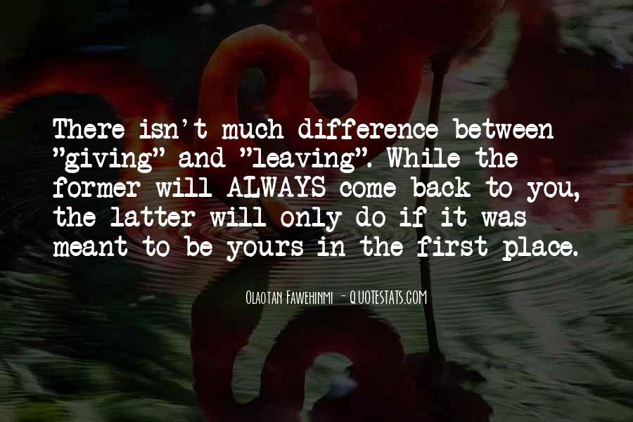 Quotes About Not Giving Up But Moving On #504683