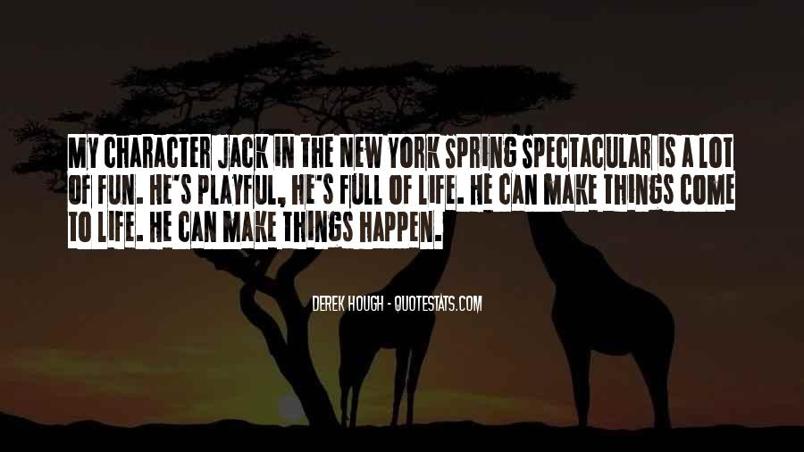 Quotes About New Life In Spring #1403830