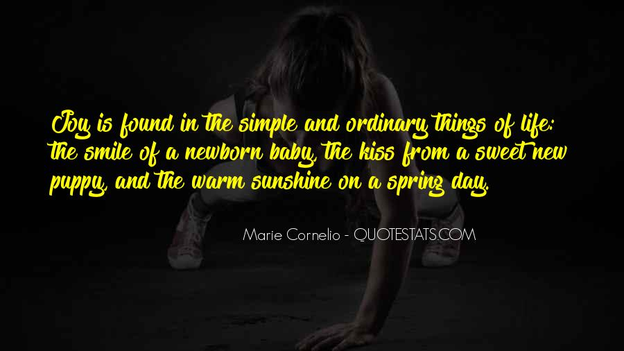 Quotes About New Life In Spring #736563