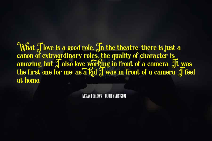Quotes About Having Something Good In Front Of You #277232