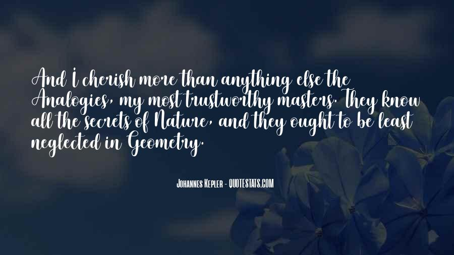 Quotes About Geometry In Nature #127068