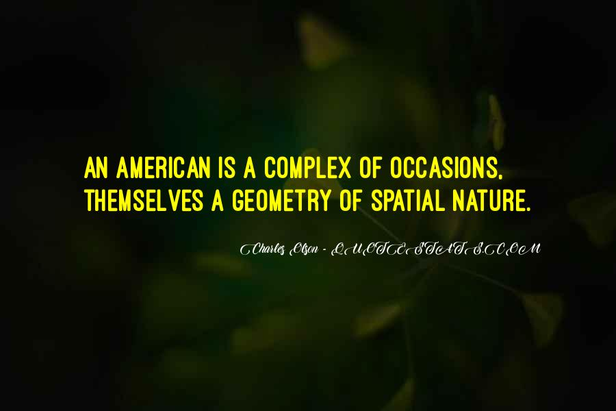 Quotes About Geometry In Nature #777311