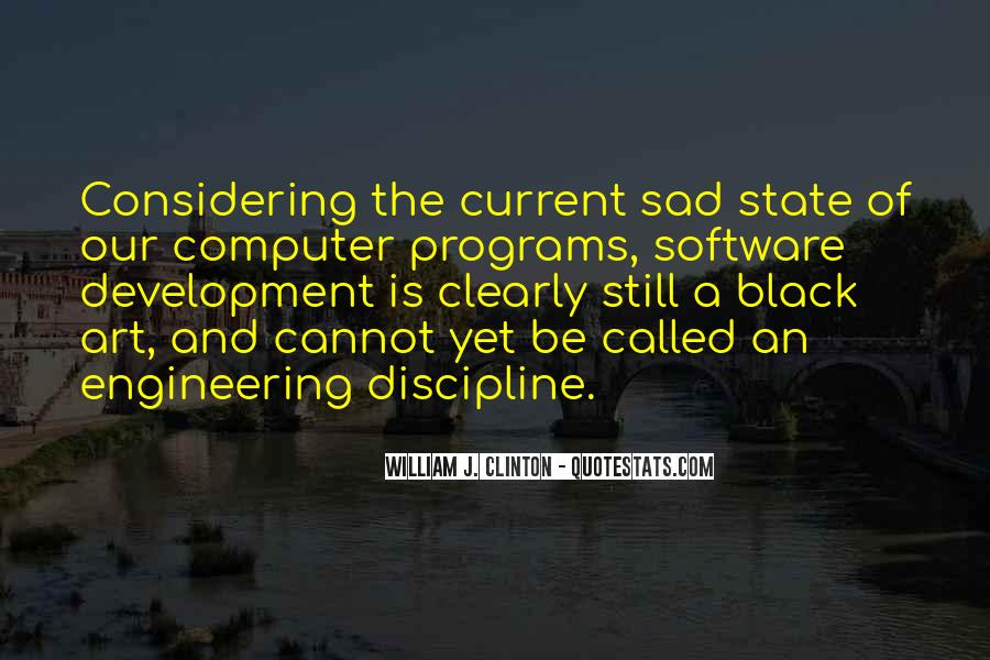 Quotes About Computer Software Engineering #319343