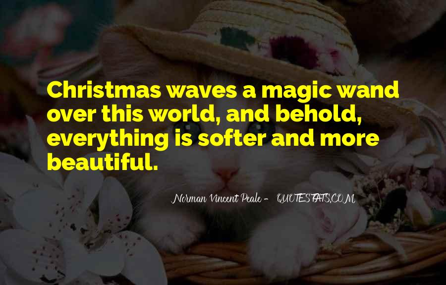 Quotes About Christmas Magic #1317603