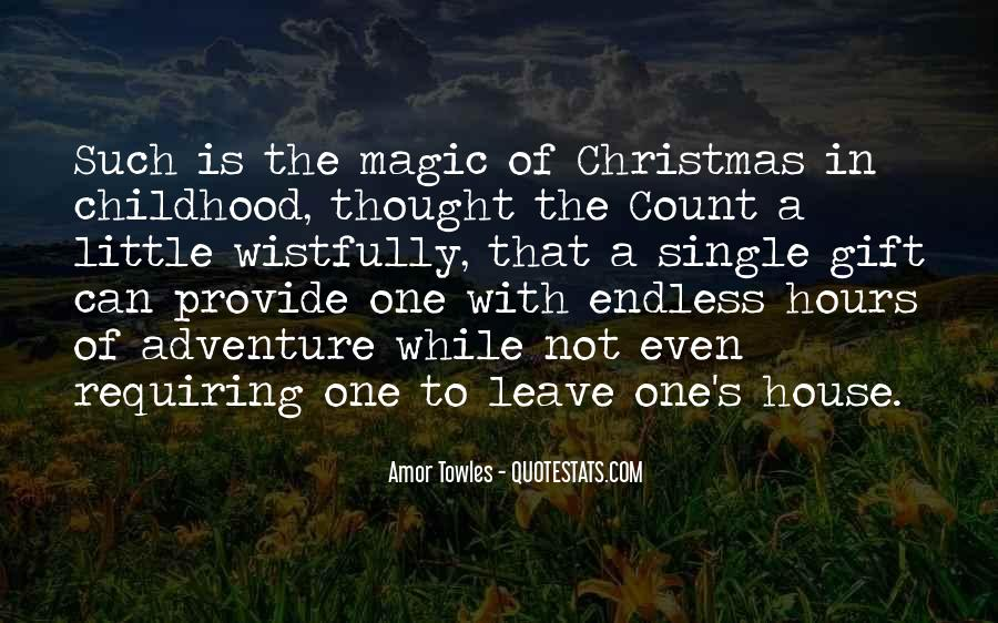 Quotes About Christmas Magic #696534