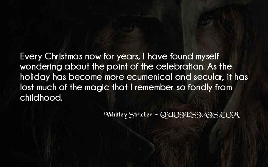 Quotes About Christmas Magic #852342