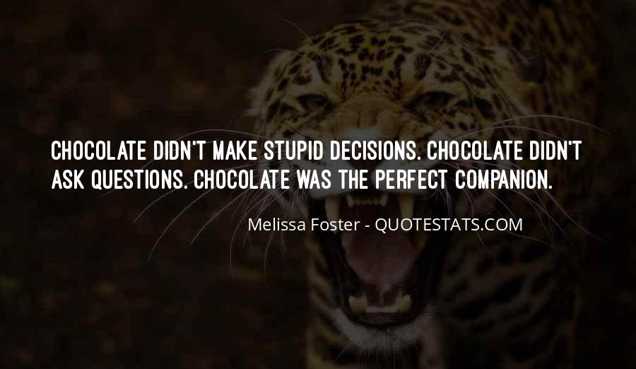Quotes About No Stupid Questions #1231550
