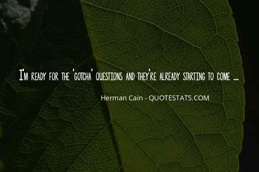 Quotes About No Stupid Questions #575696