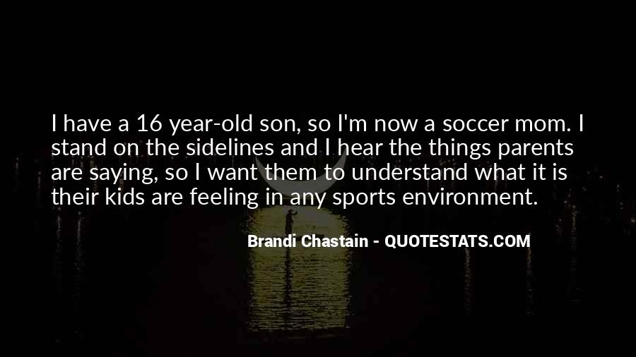 Quotes About Parents And Son #212302
