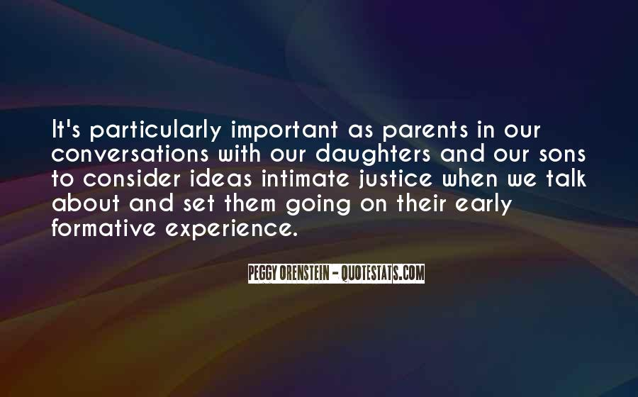 Quotes About Parents And Son #813840
