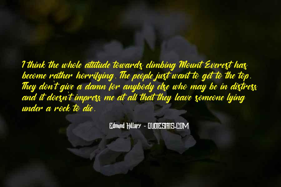 Quotes About Rock Climbing #1008029