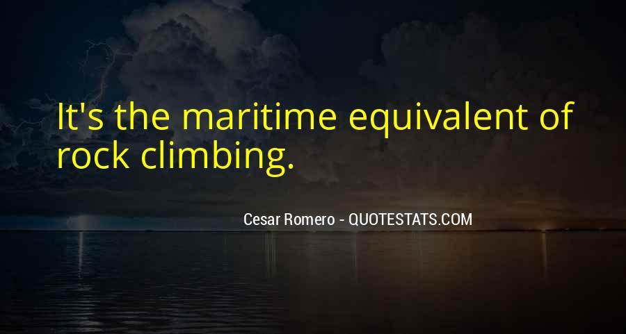 Quotes About Rock Climbing #1152749