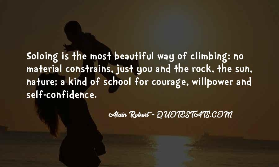 Quotes About Rock Climbing #727340