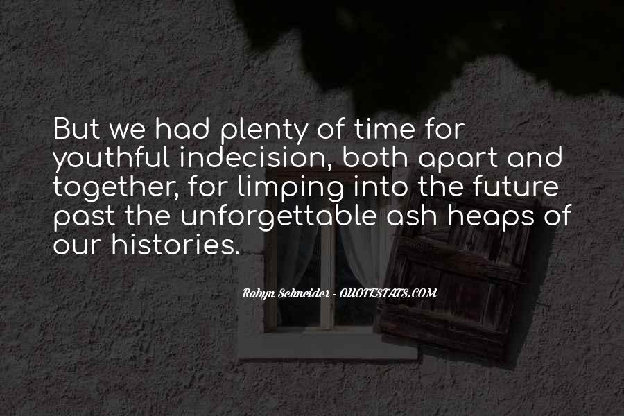 Quotes About Our Future Together #1095969