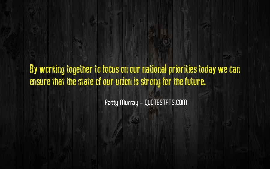 Quotes About Our Future Together #1231208