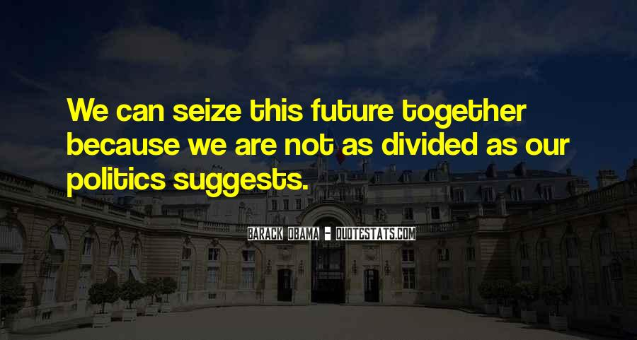 Quotes About Our Future Together #341506