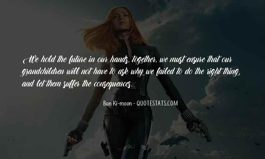 Quotes About Our Future Together #457921