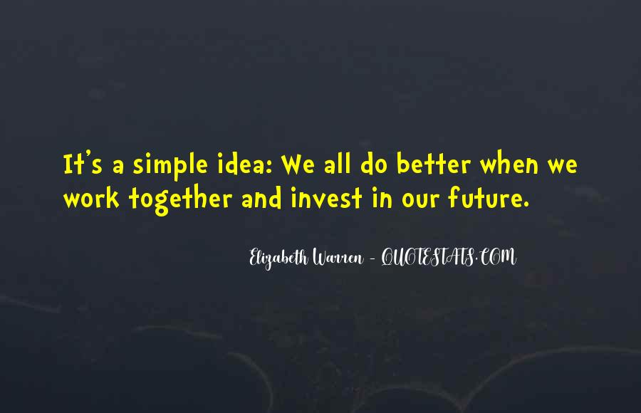 Quotes About Our Future Together #958024