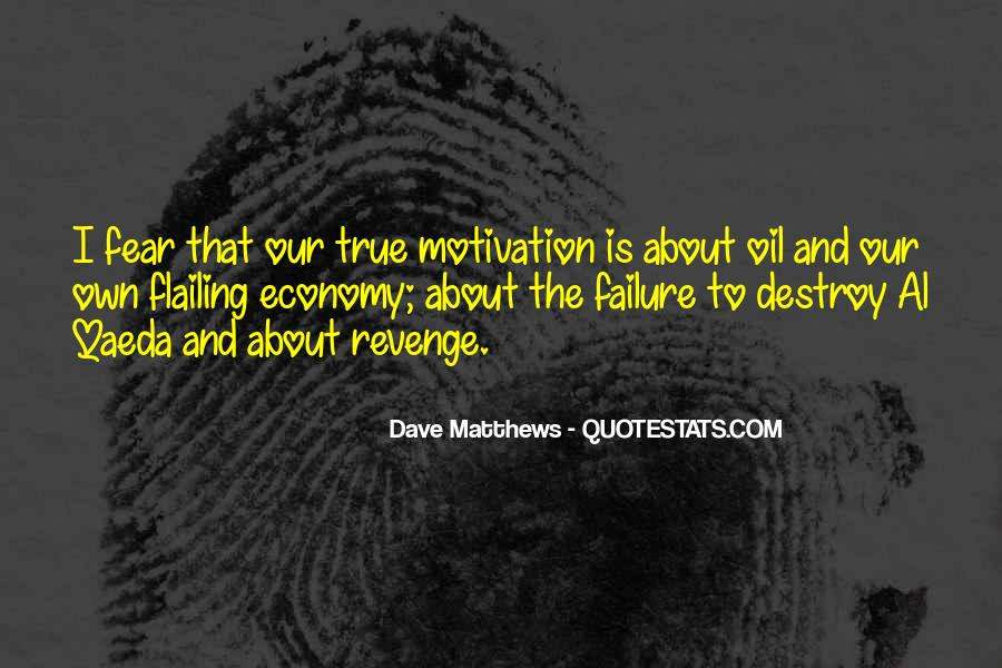 Quotes About Fear And Failure #12876