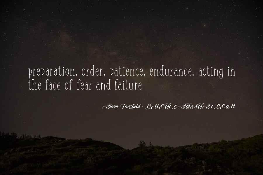 Quotes About Fear And Failure #213091