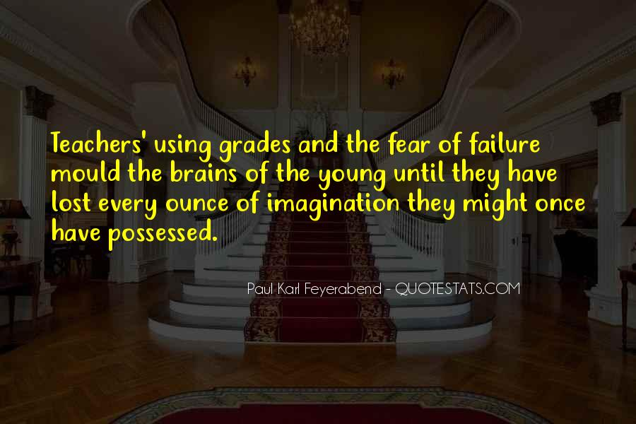 Quotes About Fear And Failure #352990