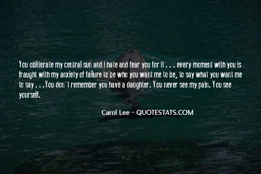 Quotes About Fear And Failure #386103