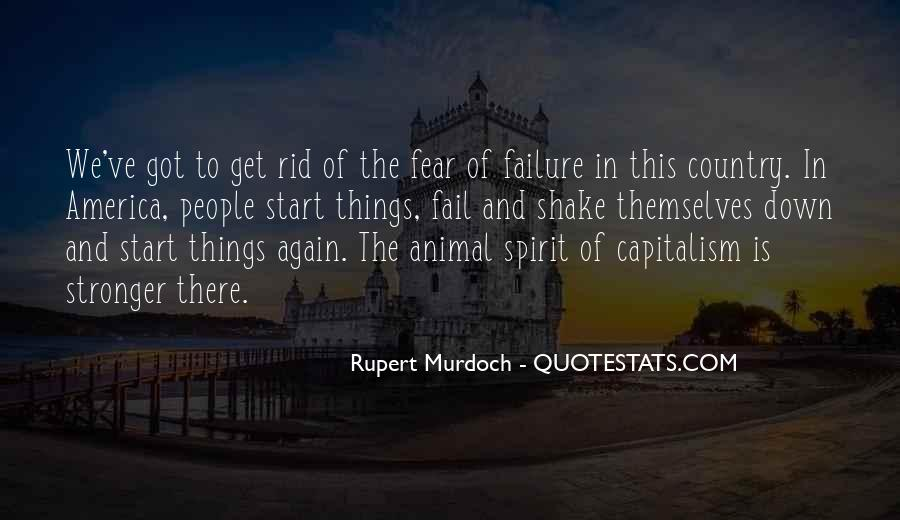 Quotes About Fear And Failure #444027