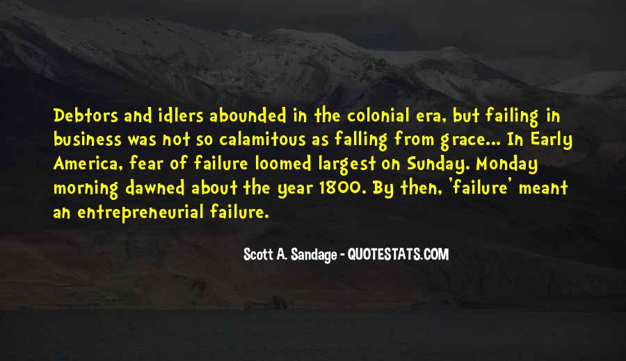 Quotes About Fear And Failure #570612