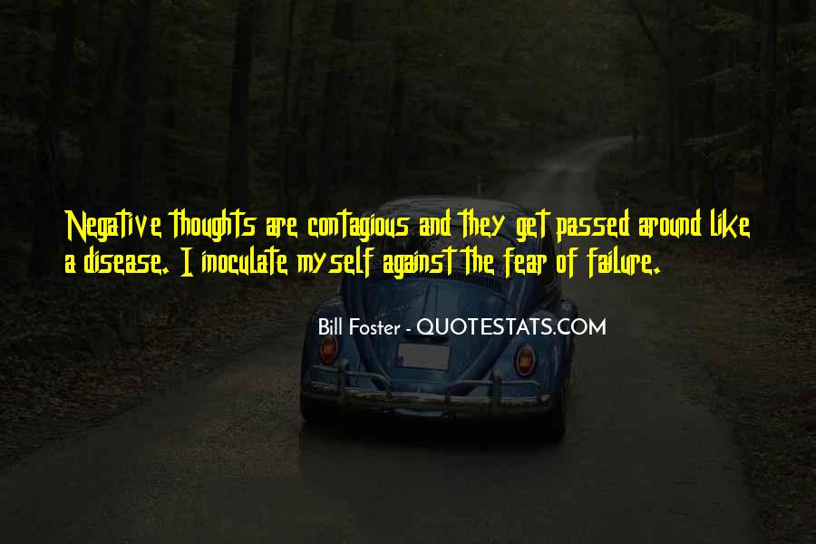 Quotes About Fear And Failure #57700