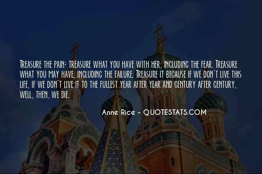 Quotes About Fear And Failure #579625