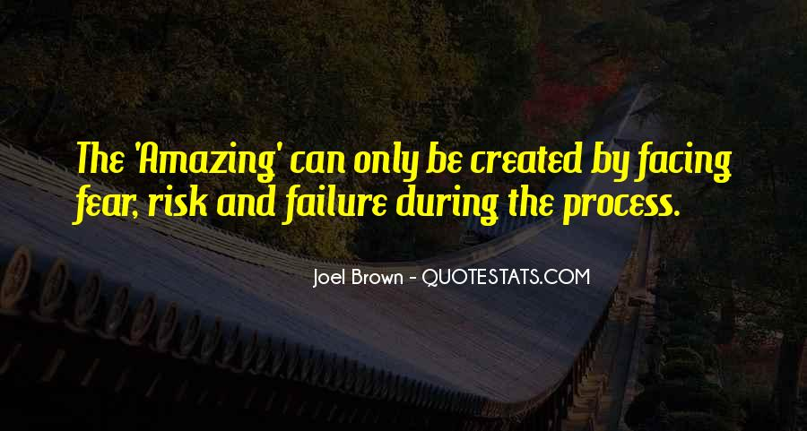 Quotes About Fear And Failure #586852