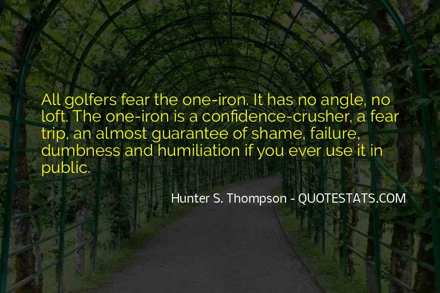 Quotes About Fear And Failure #766772