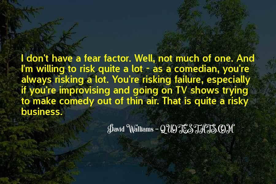 Quotes About Fear And Failure #777822