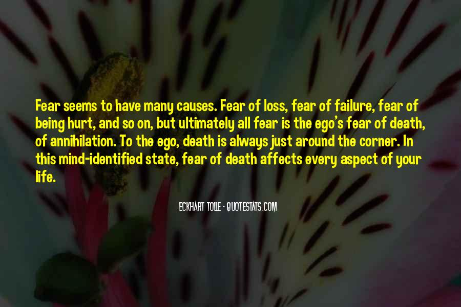 Quotes About Fear And Failure #816750