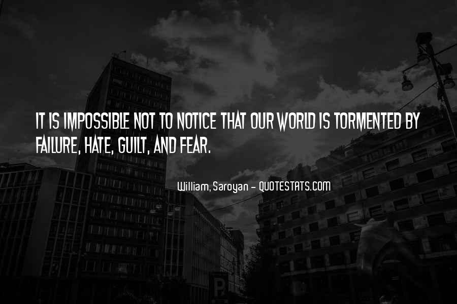 Quotes About Fear And Failure #835321
