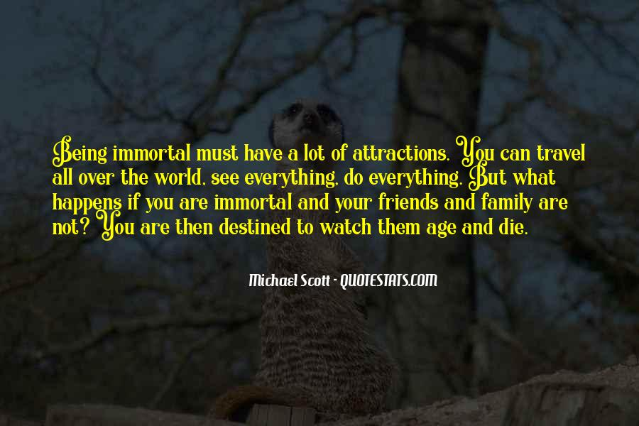Quotes About Not Destined #111249