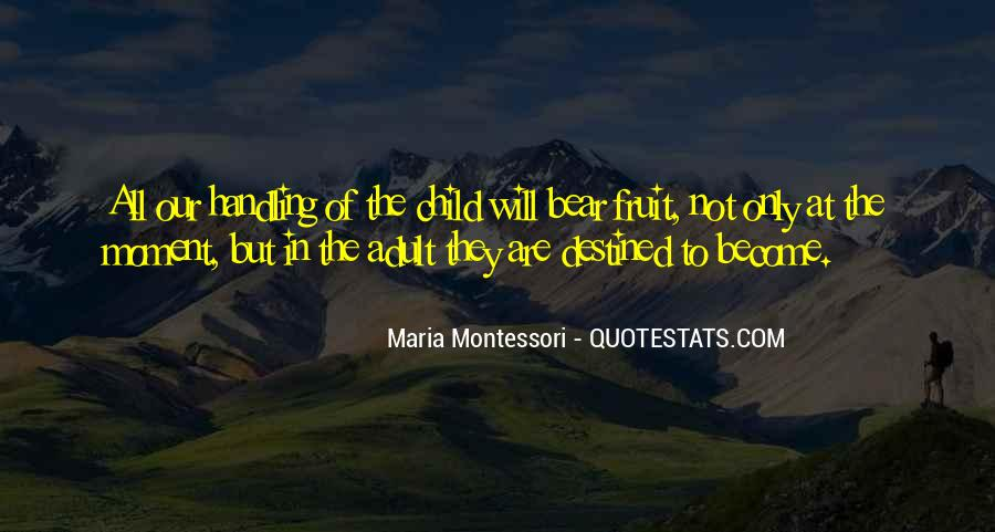 Quotes About Not Destined #569751