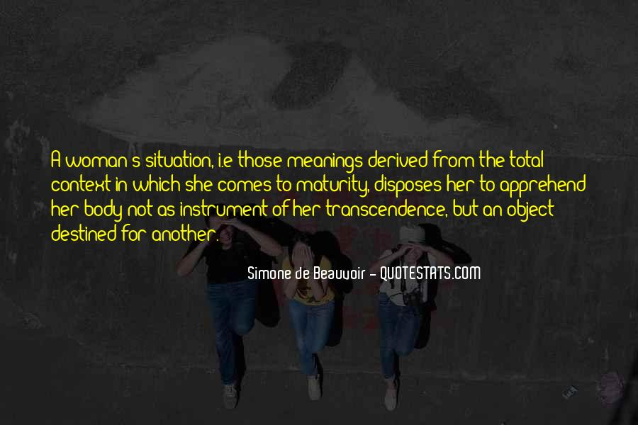 Quotes About Not Destined #582975