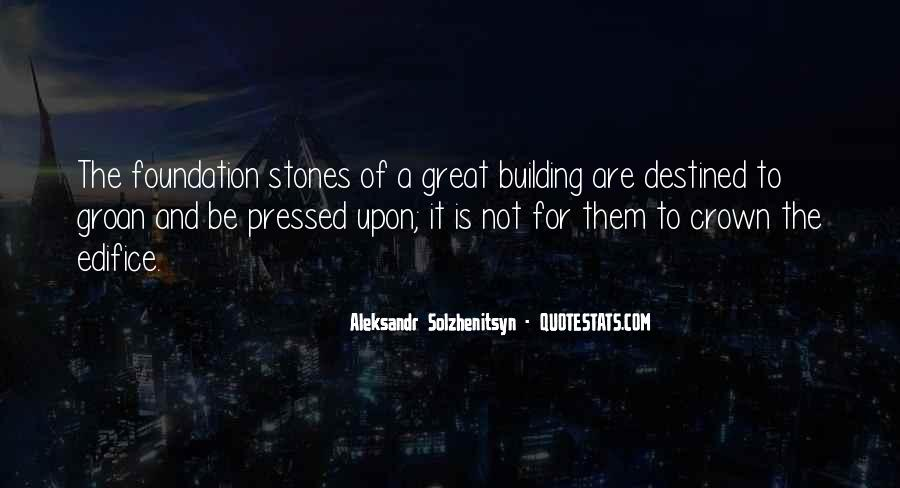 Quotes About Not Destined #845994