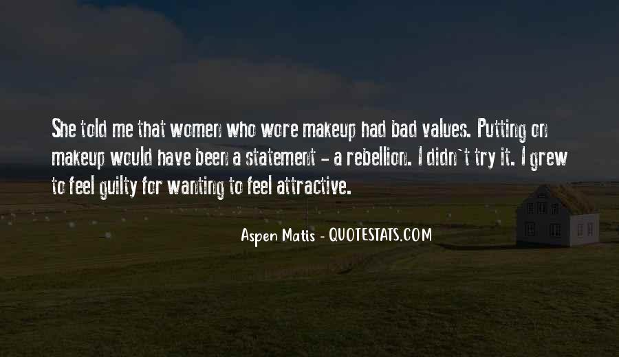 Quotes About Bad Values #1245922