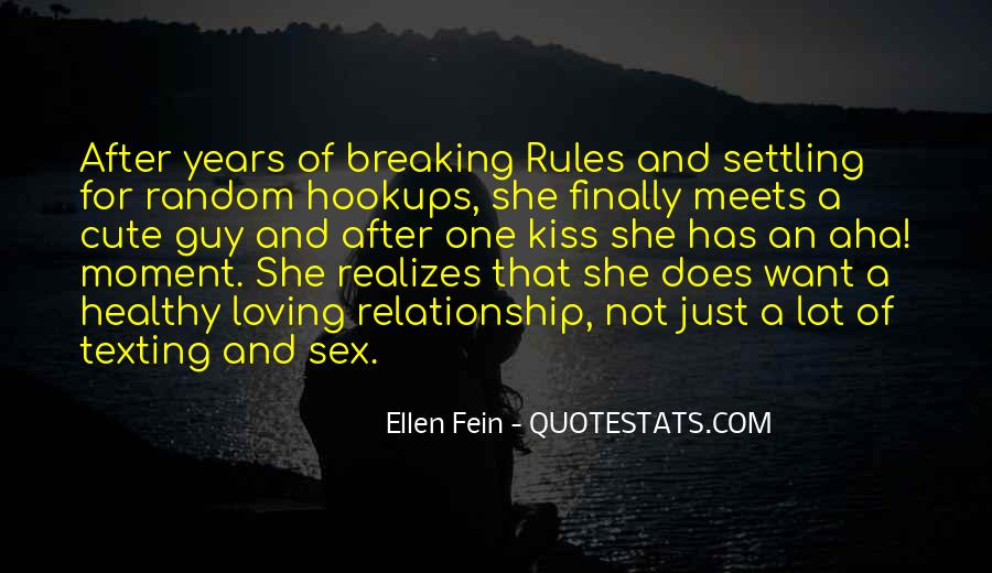 Quotes About Rules In Relationships #326085