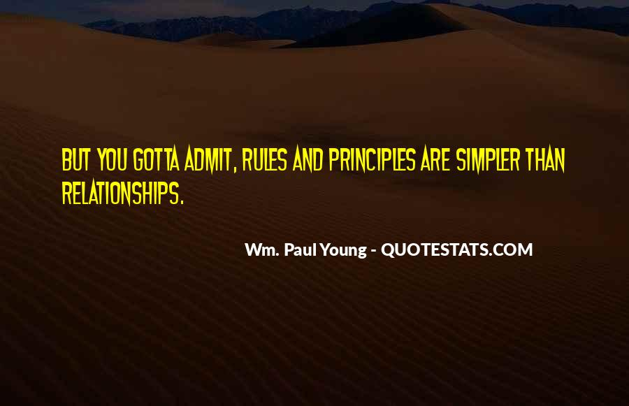 Quotes About Rules In Relationships #362013